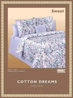 Постельное белье Cotton-Dreams Sweet твил-сатин