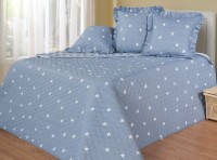 Покрывало стеганое Cotton Dreams Stars 212х240 см