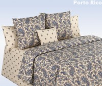 Покрывало стеганое Cotton-Dreams Porto Rico 212х240 см