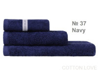 Полотенца Cotton Dreams махровое  Navy
