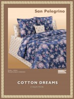 Постельное белье Cotton-Dreams San Pelegrino твил-сатин 2